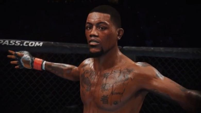 Kevin Holland Is In The Game   EA Sports - UFC 4
