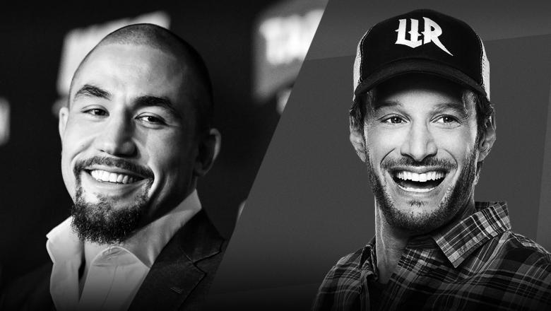 UFC Unfiltered - Robert Whittaker and comedian Josh Wolf