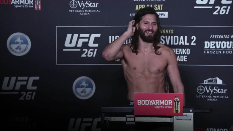 Weigh-In Highlights | UFC 261: Usman vs Masvidal 2