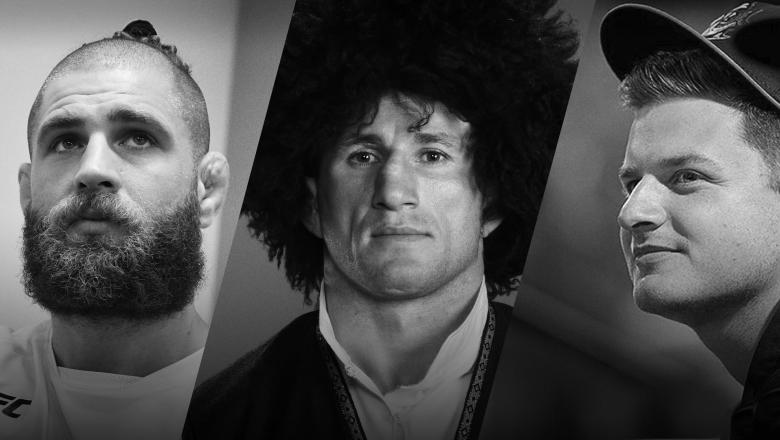 UFC Unfiltered Featuring Jiri Prochazka, Merab Dvalishvili and Clark Schmidt