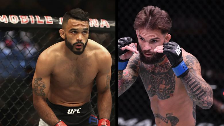 Watch the UFC Fight Night: Rob Font Vs. Cody Garbrandt main event preview
