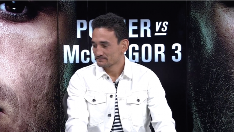 Max Holloway on the UFC 264 Weigh-In Show
