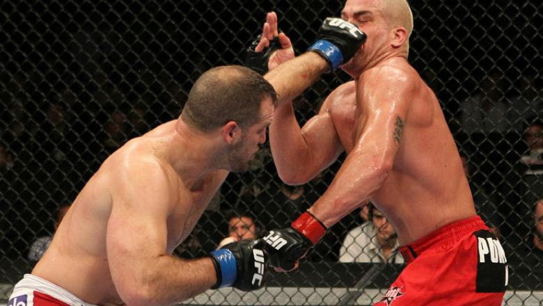 Matt Hamill vs Tito Ortiz
