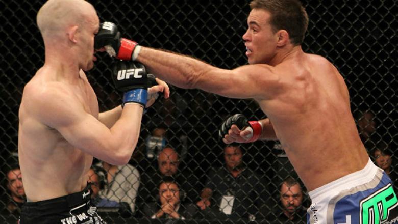 Jake Shields vs Martin Kampmann