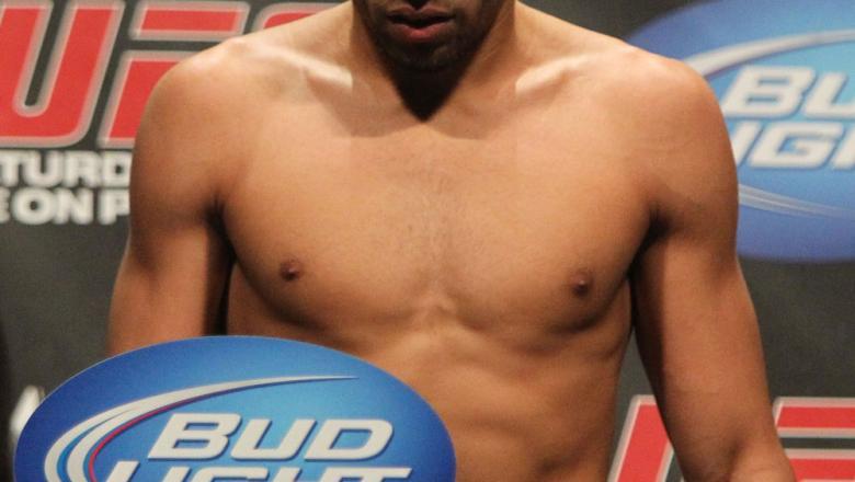 UFC 130 Weigh-ins: Renan Barao