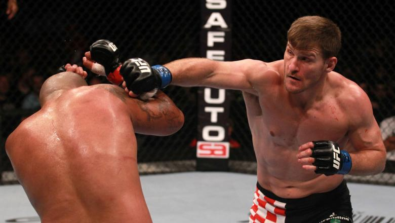 Stipe Miocic One Win At A Time Ufc