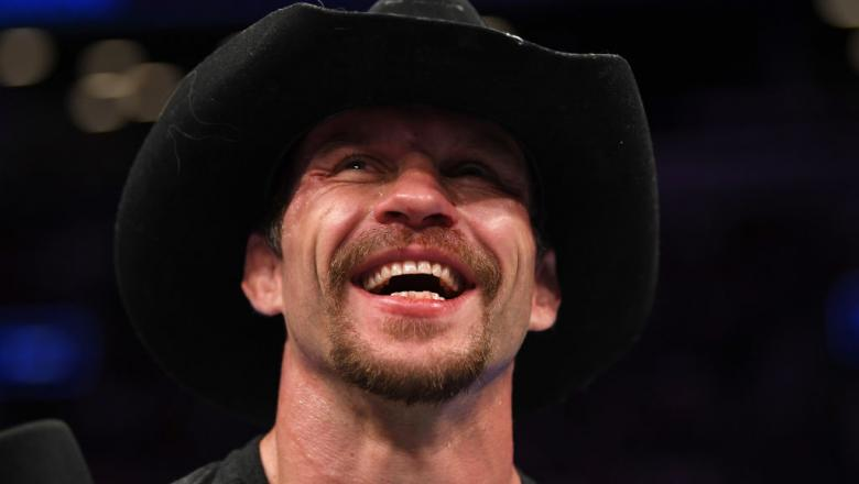 Donald Cerrone victory at UFC Brooklyn