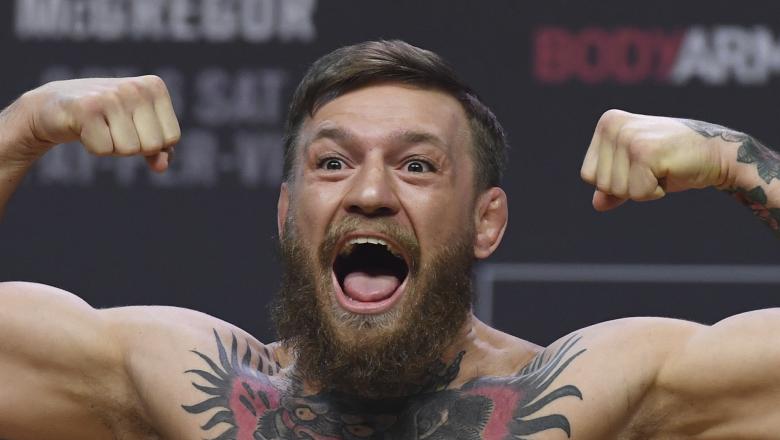 Conor McGregor at UFC 229