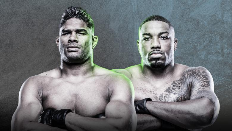 UFC Fight Night Florida: Overeem vs Harris