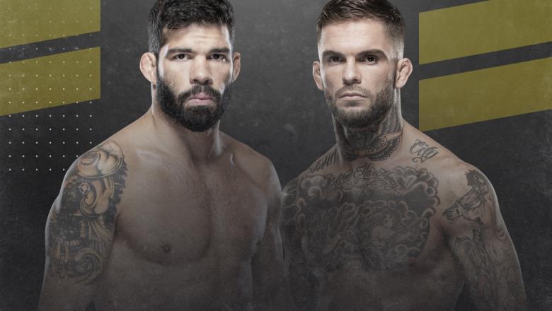 THUMBNAIL - UFC 250 Raphael Assuncao vs Cody Garbrandt