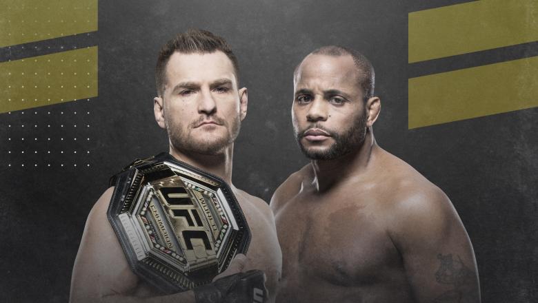 UFC 252 Stipe Miocic vs Daniel Cormier 3