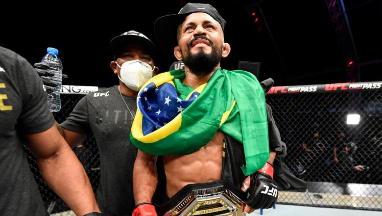 Deiveson Figueiredo is the new UFC Flyweight Champion