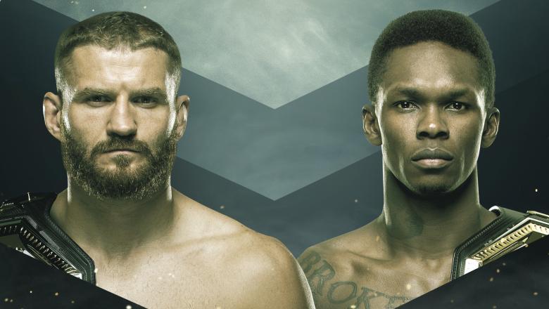 UFC 259: Blachowicz vs Adesanya Live March 6