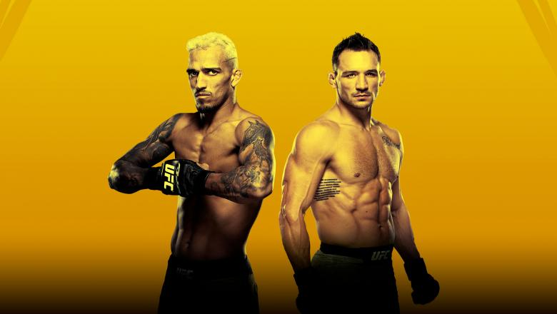 UFC 262 CHARLES OLIVEIRA VS MICHAEL CHANDLER LIVE FROM HOUSTON TEXAS