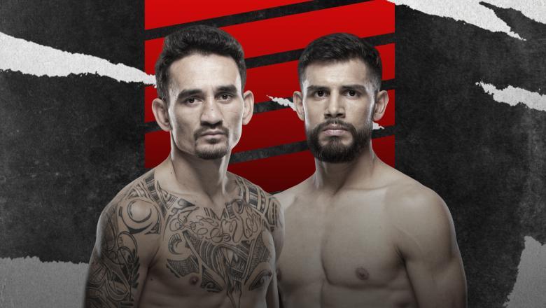 Max Holloway vs Yair Rodriguez