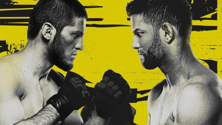 UFC Fight Night Makhachev vs Moises