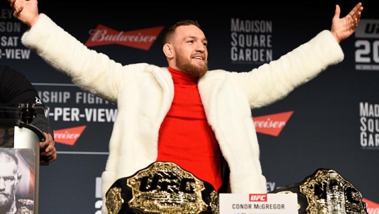 McGregor, Alvarez clash at final UFC 205 press conference | UFC