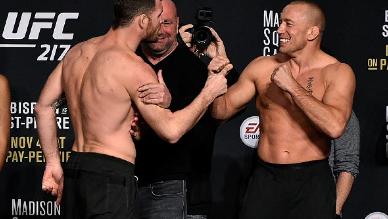 UFC 217 results from last night: Georges St-Pierre vs