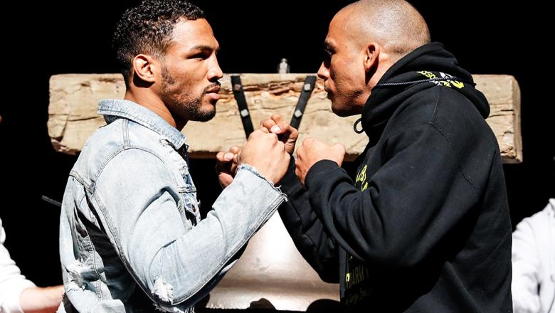 Kevin Lee vs Edson Barboza