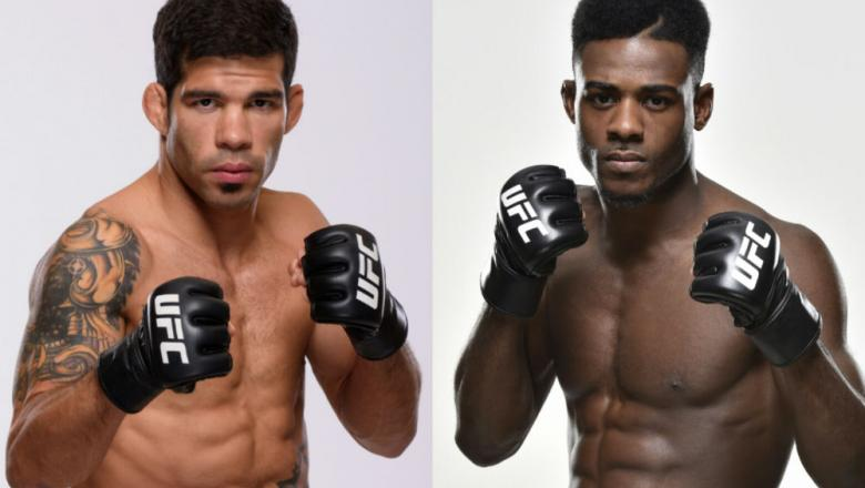 raphael assuncao aljamain sterling