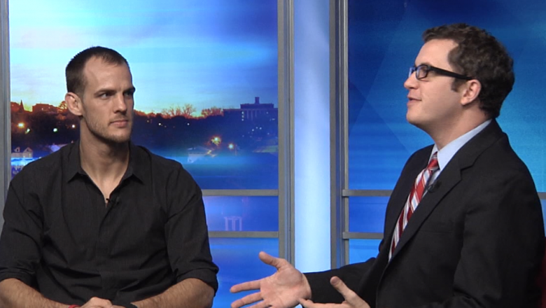 Cole Miller visits the Macon, GA FOX affiliate as a part of his media tour ahead of UFC Fight Night: Rockhold vs. Philippou