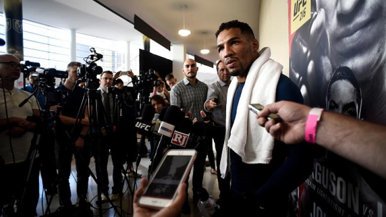 Kevin Lee moves to welterweight, faces Rafael dos Anjos in