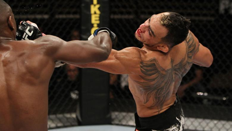 Tony Ferguson vs Yves Edwards