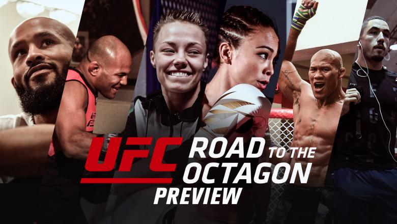 Road to the Octagon: Johnson vs Reis promo image