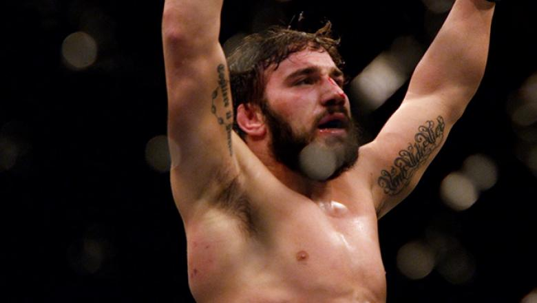 Fight Night Utica: Jimmie Rivera - Ready to Lay Down Some Leather