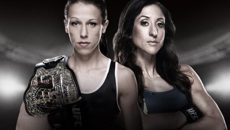 UFC Fight Night Berlin Joanna Jedrzejczyk vs Jessica Penne