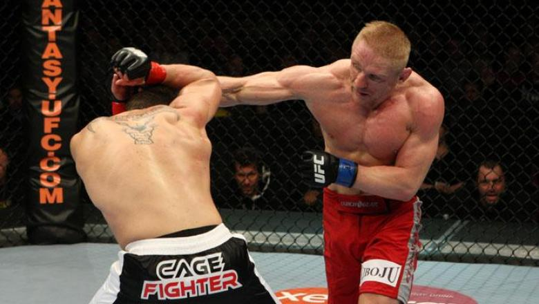 UFC 105 Dennis Siver vs Paul Kelly
