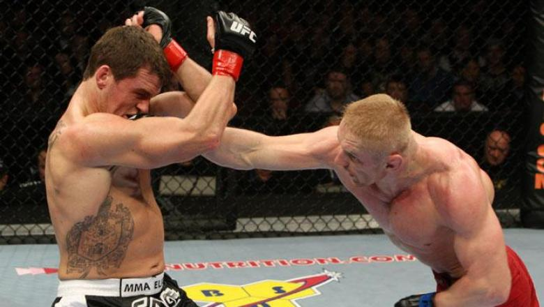 UFC 105 Dennis Siver vs Paul Kelly