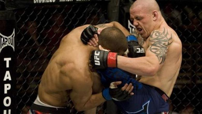 The Ultimate Fighter Finale Ross Pearson vs Andre Winner