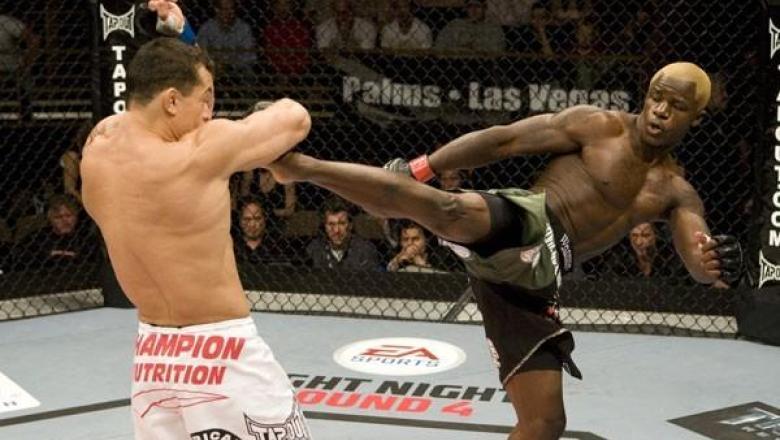 The Ultimate Fighter Finale Melvin Guillard vs Gleison Tibau
