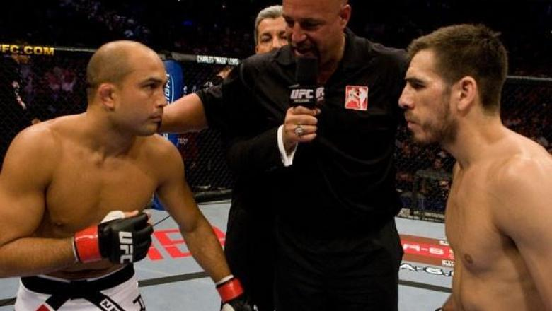 UFC 101 BJ Penn vs Kenny Florian