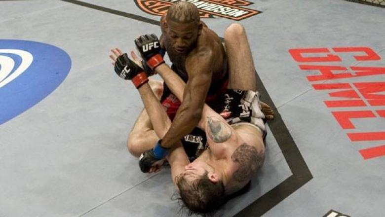 UFC 101 John Howard vs Tamdan McCrory