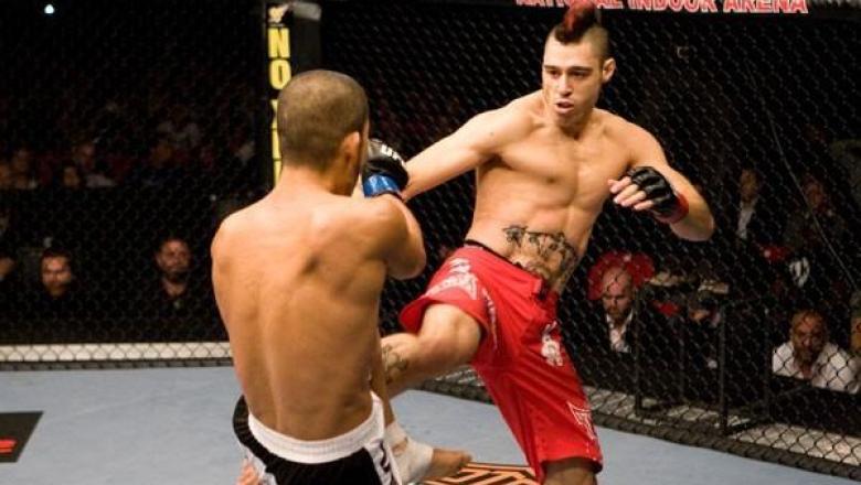 UFC 89 Dan Hardy vs Akihiro Gono