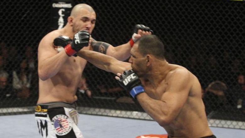 UFC 106 Antonio Rogerio Nogueira vs Luiz Cane