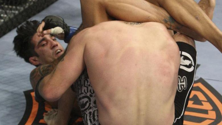 UFC 106 Kendall Grove vs Jake Rosholt