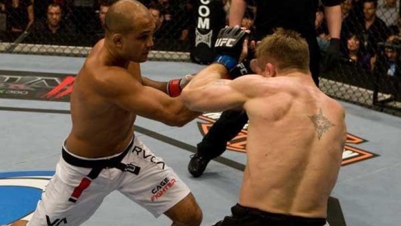 UFC 84 Ill Will BJ Penn vs Sean Sherk
