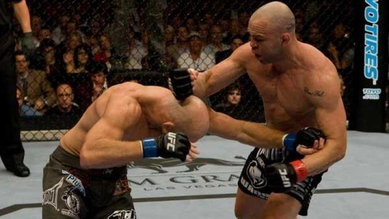 UFC 84 Ill Will Wanderlei Silva vs Keith Jardine