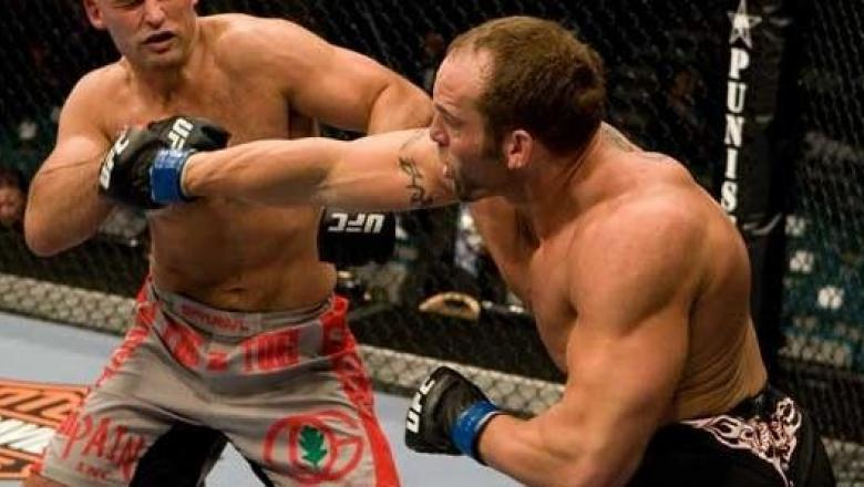 UFC 84 Ill Will Shane Carwin vs Christian Wellisch