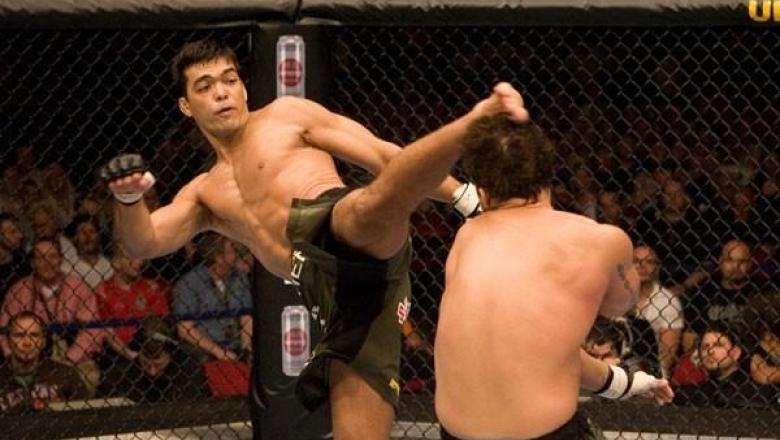 UFC 70: Nations Collide David Heath vs. Lyoto Machida