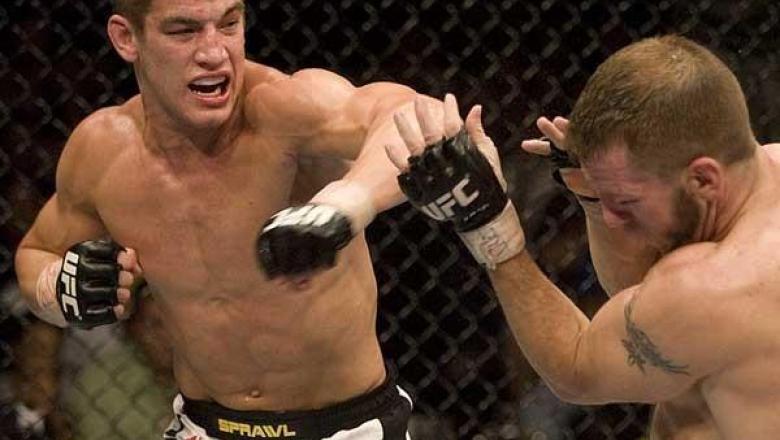 UFC Fight Night: Sam Stout vs. Spencer Fisher