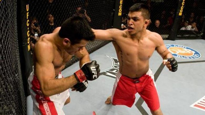 The Ultimate Fighter Finale Efrain Escudero vs Phillipe Nover