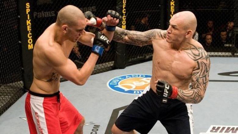 The Ultimate Fighter Finale Krzyzstof Soszynski vs Shane Primm