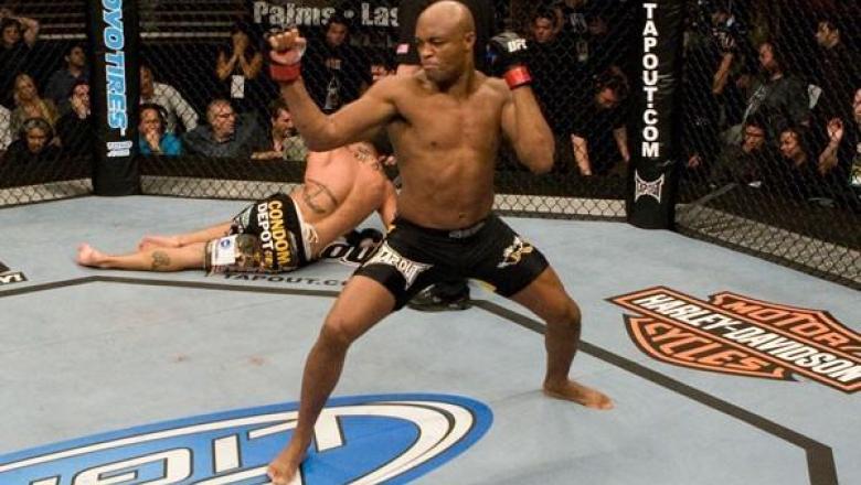 UFC® Silva vs Irvin: Anderson Silva