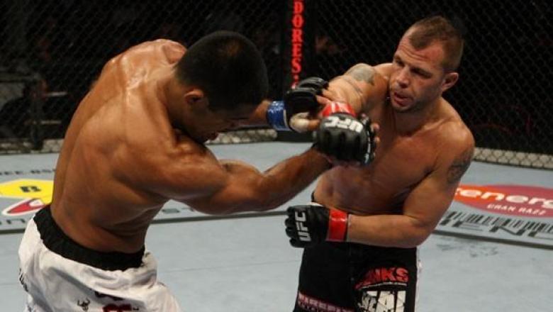 UFC 102 Mark Munoz vs Nick Catone