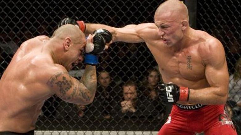 UFC 100 Georges St-Pierre vs Thiago Alves