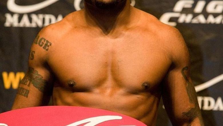 "UFC 67 Weigh-In Quinton ""Rampage"" Jackson"